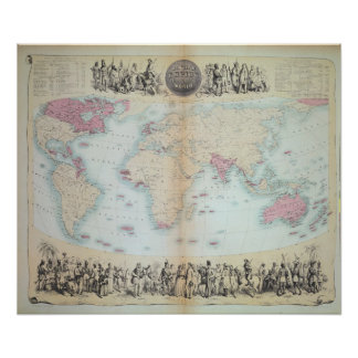 British Empire throughout the World Posters