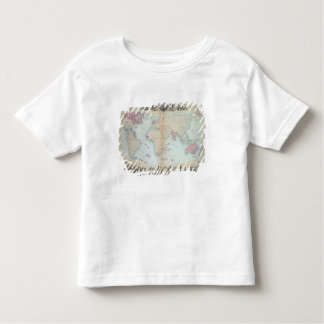 British Empire throughout the World Tee Shirt