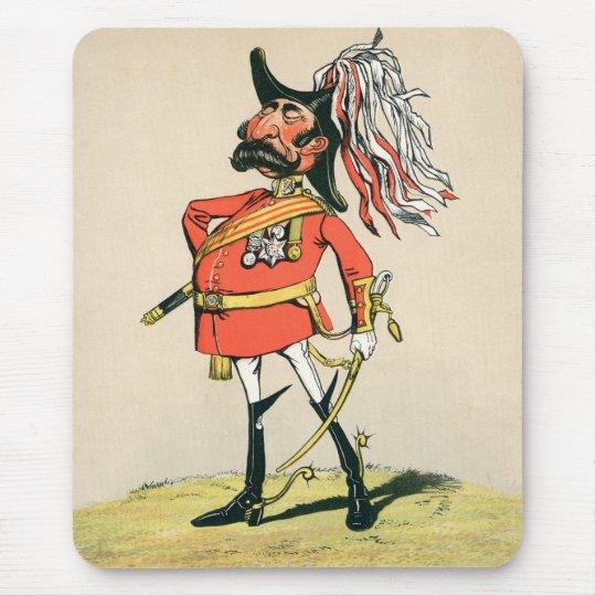 British Field Marshal Mouse Pad