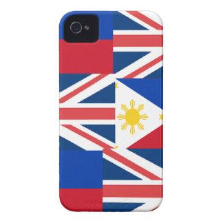 BRITISH-FILIPINO iPhone 4 CASE
