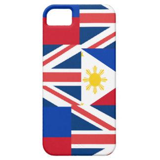 BRITISH-FILIPINO iPhone SE/5/5s CASE