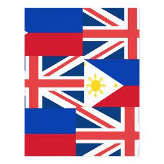 BRITISH-FILIPINO LETTERHEAD