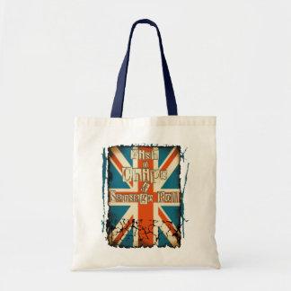 British Fish n Chips Bag
