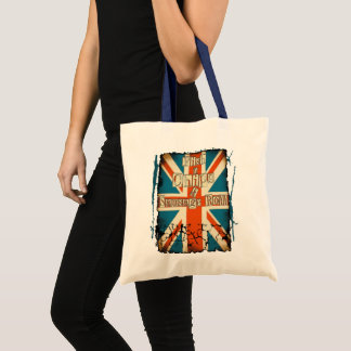 British Fish n Chips Tote Bag