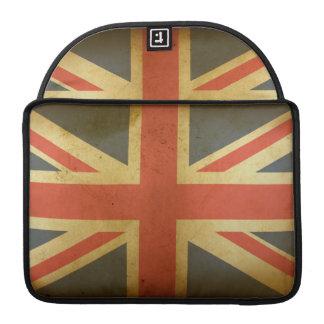 "British Flag 13"" MacBook Pro Sleeve"