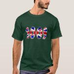 British flag 2009 Union Jack T-Shirt