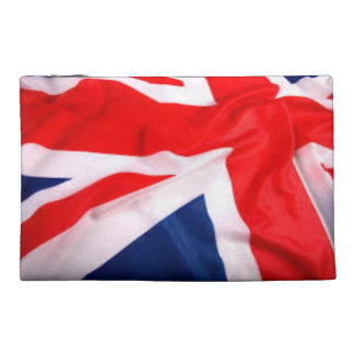 British Flag Travel Accessories Bags