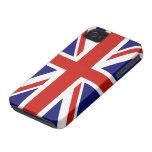 British flag Case-Mate iPhone 4 cases