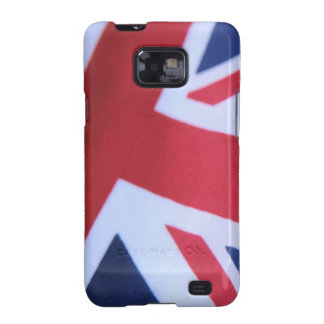 British flag close-up android case galaxy s2 case