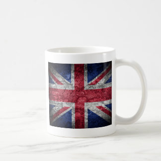 British flag. coffee mug
