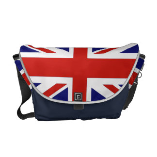 British flag courier bags