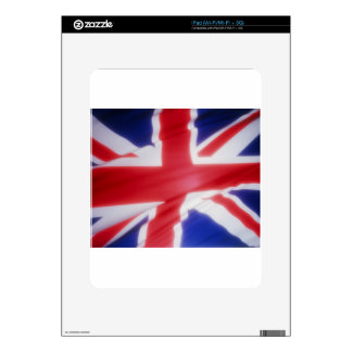 British Flag Decals For The iPad
