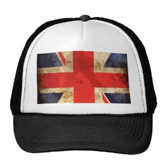 British Flag Design Hats