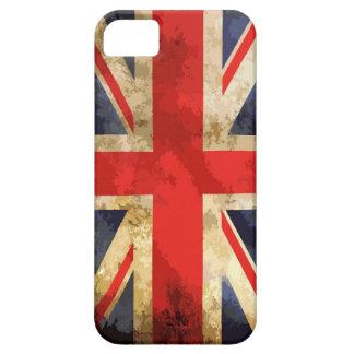 British Flag Design iPhone SE/5/5s Case