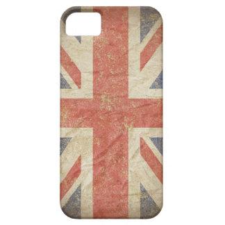 British Flag Distressed iPhone SE/5/5s Case