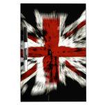 British Flag Dry-Erase Boards