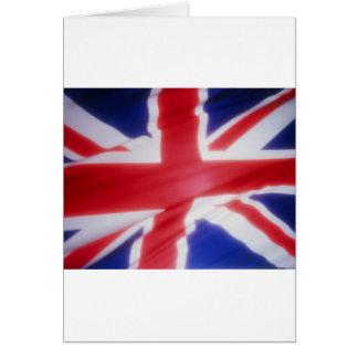 British Flag Greeting Cards
