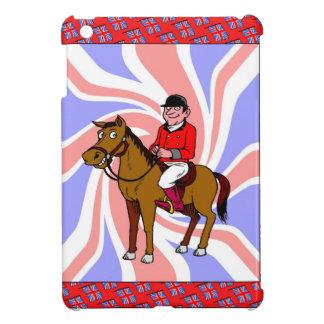 British flag, Huntsaman iPad Mini Covers