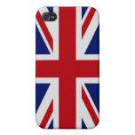 British Flag I iPhone 4/4S Covers