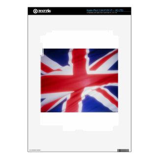 British Flag iPad 3 Decal