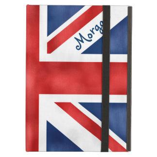 British Flag iPad Case