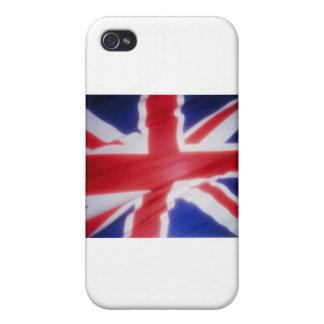 British Flag iPhone 4/4S Case