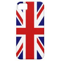 British flag iPhone case   Union Jack design