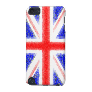 British Flag iPod Touch 5G Case