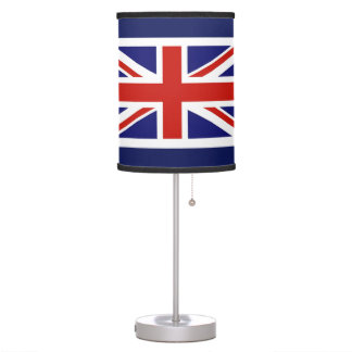 British Flag Lamp
