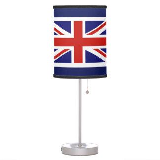 British Flag Lamp