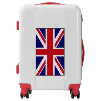 """""""British Flag"""" Luggage"""