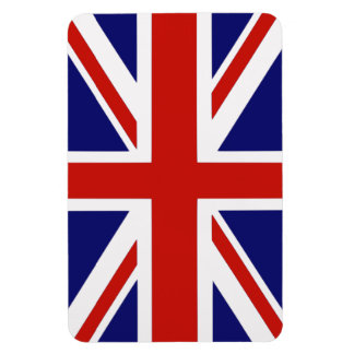 British flag magnet