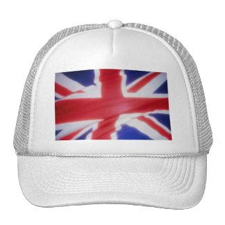 British Flag Mesh Hats