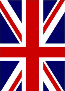 Union Jack Flag Nail Art Nail Wraps Zazzle