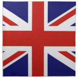 British flag napkin<br><div class='desc'>british,  flag,  &quot;british flag&quot;,  &quot;union jack&quot;,  union,  jack,  english,  england,  &quot;united kingdom&quot;,  &quot;u.k&quot;,  &quot;u.k.&quot;,  &quot;english flag&quot;,  &quot;england flag&quot;,  &quot;united kingdom flag&quot;,  &quot;great britain&quot;,  britain,  flags,  country,  isles,  blue,  red,  white,  cross,  ireland,  scotland,  wales, </div>