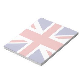 British flag note pads   Union Jack design