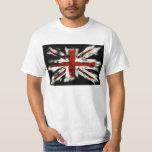 British Flag on Shirt