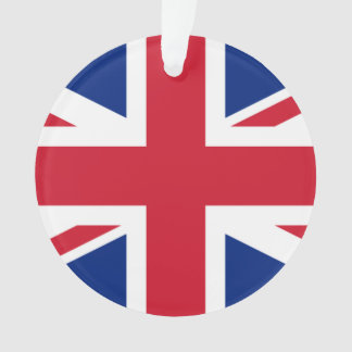 British flag ornament