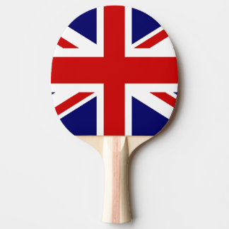 British flag ping pong paddle for table tennis ping pong paddle