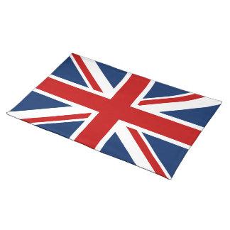 British Flag Place Mats