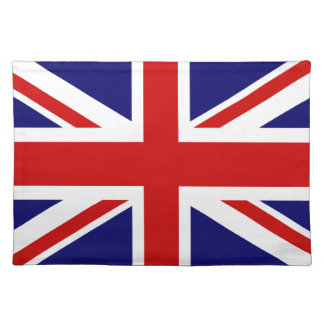 British flag placemats | Union Jack design