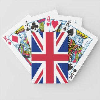 British Flag Playing Cards