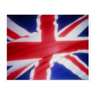 British Flag Post Cards