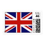 British flag postage