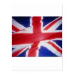 British Flag Postcard