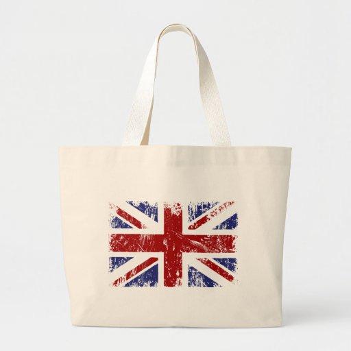 British Flag Punk Grunge Bags