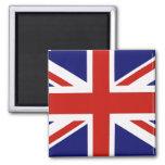 British flag refrigerator magnet
