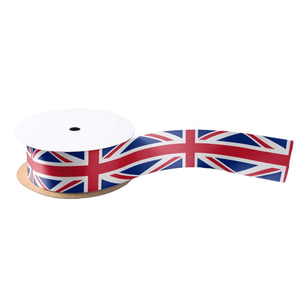 British flag ribbon