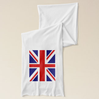 British flag scarfs | Union Jack shawl print