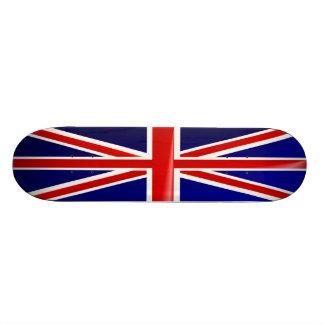British Flag Skateboard